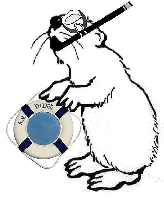 white-gopher